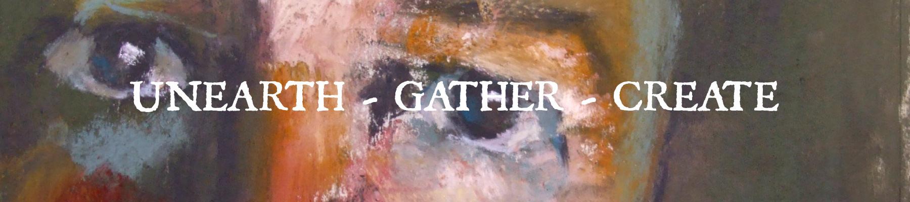 Gillian Lee Smith Unearth Gather Create Ecourse